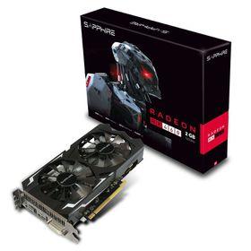 Sapphire Radeon RX 460 Graphics Card - 2GB