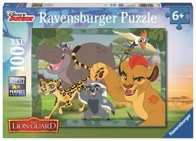 Ravensburger Lion Guard Puzzle