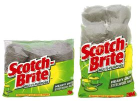 Scotch-Brite - 50G Steel Wool Balls