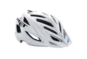 MET Terra Helmet - Matt White / Black