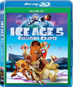 Ice Age 5: Collision Course (3D Blu-ray)