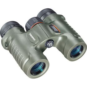 Bushnell 10 x 28 Trophy Green Roof Prism Compact Binocular