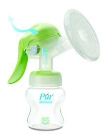 PUR - Milk Safe Manual Breast Pump