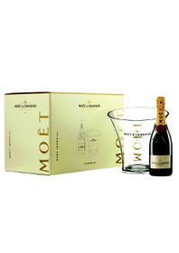 Moet And Chandon - Moet And Chandon 6 Bottles & Ice Bucket