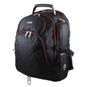 "BLACK Explora 15.6"" Backpack - Black"