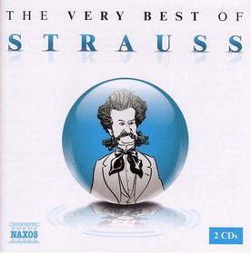 Strauss - The Very Best Of (CD)