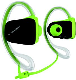 Body Glove B Sport Plus Bluetooth Headphone - Green