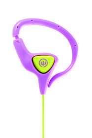 Wicked Audio Girls Missfit-Orchid/Lime
