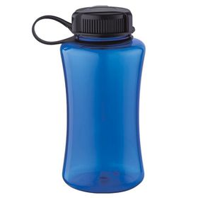 Eco - 800ml Screw Top Triton Water Bottle - Blue