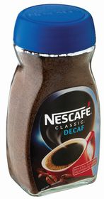Nescafe Classic - Decafe - Jar - 200g