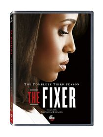 The Fixer Season 3 (DVD)