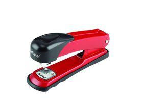 Rexel X15 Half Strip Metal Stapler - Red