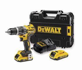 Dewalt - 18V Hammer Drill Li-Ion 2Ah