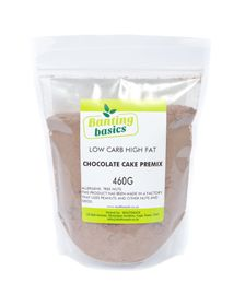 Banting Basics - Chocolate Cake Mix - 460g