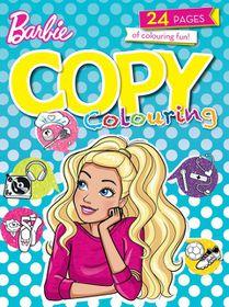 Barbie 24 Page Copy Colour Book