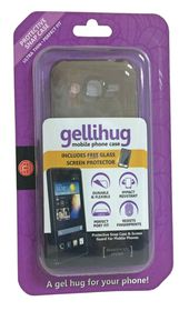 Gellihug case for iPhone 7 - Grey