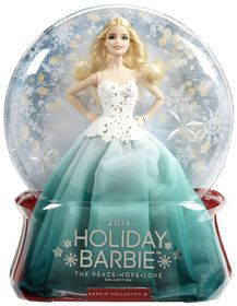 Barbie 2016 Holiday Doll - Blond Hair