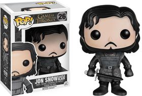 Game Of Thrones: Jon Snow Castle Black POP! Vinyl