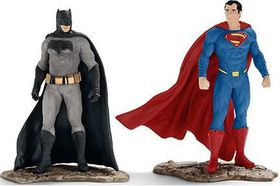 Schleich Batman Vs Superman Figures Pack