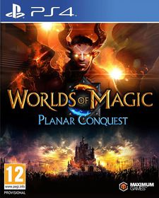 Worlds of Magic; Planar Conquest  (PS4)