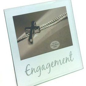 Pamper Hamper - Frame Engagement - Silver