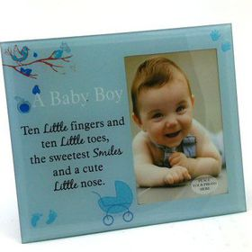 Pamper Hamper - Frame Baby Boy - Blue