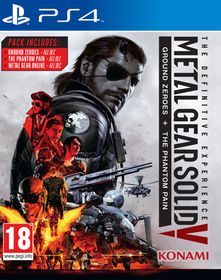 Metal Gear Solid - Definitive Edition (PS4)