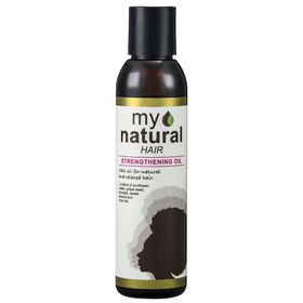 My Natural Hair Strengthening Oil - 150ml