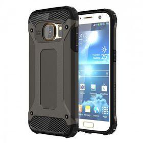 Tuff-Luv Tough Armour case for Samsung Galaxy S7 - Black