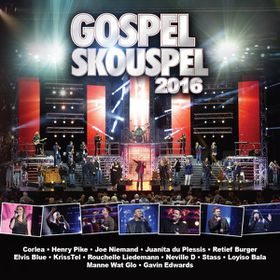 Various Artists - Gospel Skouspel 2016 (CD)