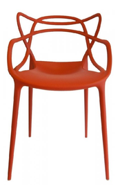 Patio Style - Replica Master Chair - Red