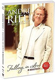 Andre Rieu - Falling In Love In Maastricht 2016 (DVD)