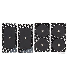 Powerdot Electrodes Set Of 4 - Black