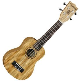 Tanglewood TU11 Z Tribal Spirit Soprano Ukulele with Case