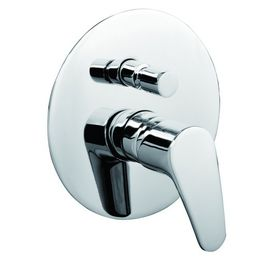 H2Flo - Miami Diverter Bath Mixer