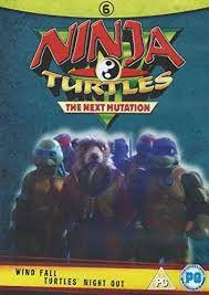 Teenage Mutant Ninja Turtles The Next Mutation, Ep 15+16 (DVD)