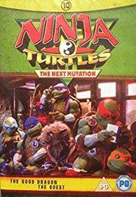 Teenage Mutant Ninja Turtles The Next Mutation, Ep 19+20 (DVD)