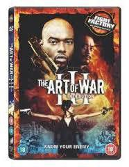 The Art Of War III (DVD)