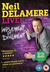 Neil Delamere: Implement of Divilment (DVD)