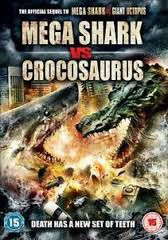 Mega Shark Vs Crocosaurus (DVD)