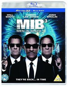 Men In Black 3 (3D Blu-ray)