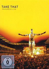 Take That - Progress Live (DVD)