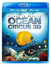 Ocean Circus 3D (Blu-ray)