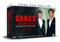 Gangs who Ran Britain with Gary and Martin Kemp (DVD)