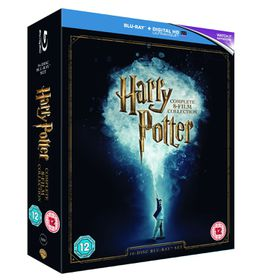 Harry Potter Box Set 2016 Edition (Blu-ray)