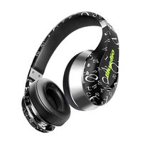 Bluedio A Wireless Bluetooth 4.1 Headphones - Black