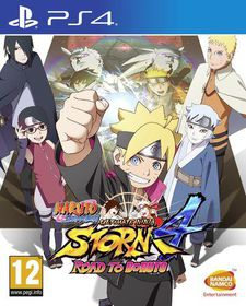 Naruto Shippuden Ultimate Ninja Storm 4 Road To Boruto(PS4)