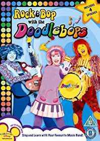 Rock and Bop With the Doodlebops (DVD)