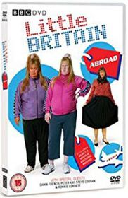 Little Britain Abroad - (Import DVD)