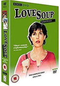 Love Soup-Series 1 & 2 Box Set - (Import DVD)
